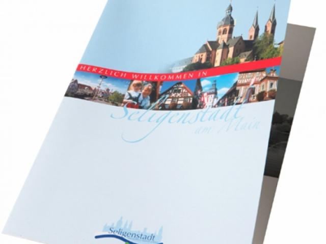 Broschüre Seligenstadt