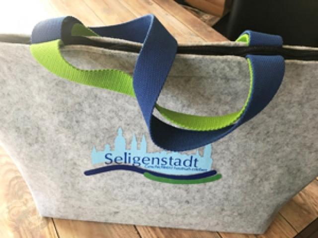 2. Seligenstädter Shopping Tasche