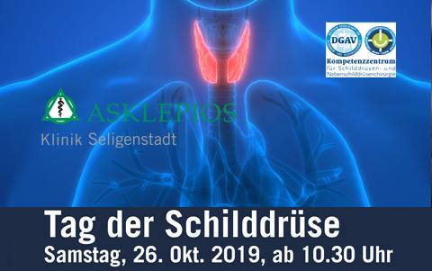 14. Seligenstädter Gesundheitsforum<br />26.10.2019