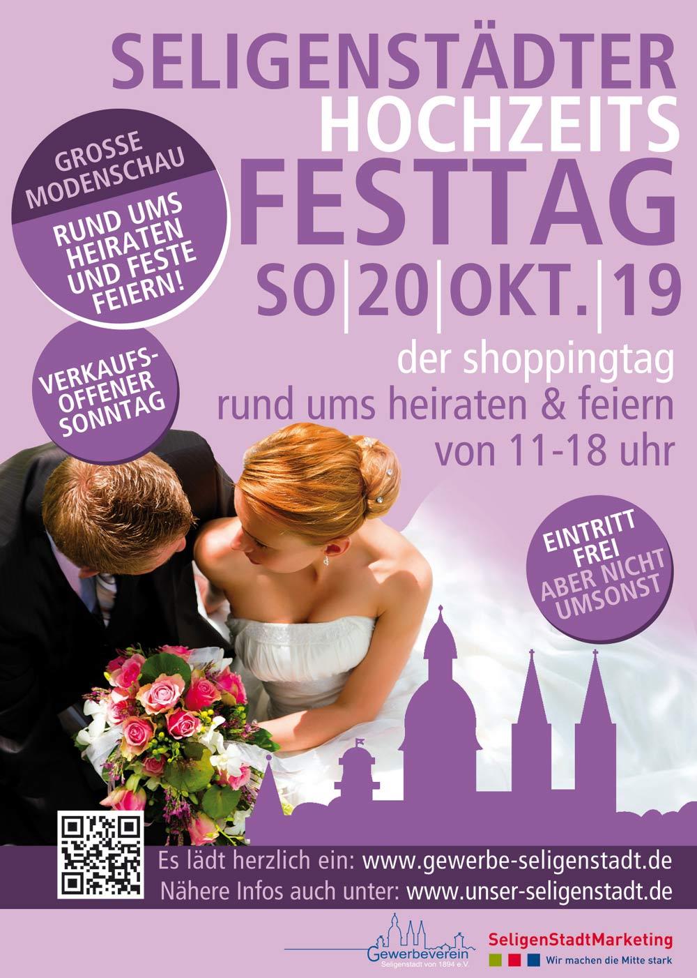 Unser Seligenstadt De Hochzeitstag