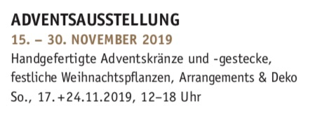 loewer adventsausstellung 2019