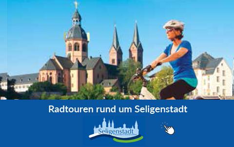 Radtouren rund <br />um Seligenstadt!