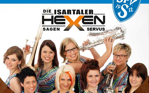 Isartaler Hexen <br />Abschiedstour<br />02. + 3.11.2018