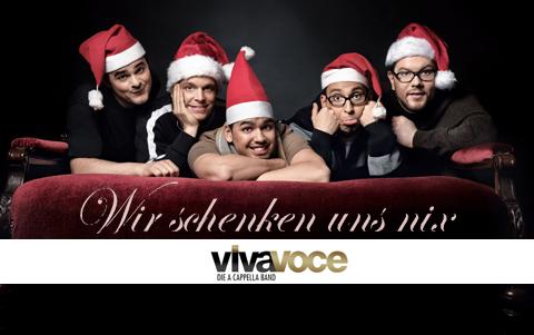 Viva Voce in St. Marien<br />!!! AUSVERKAUFT !!!