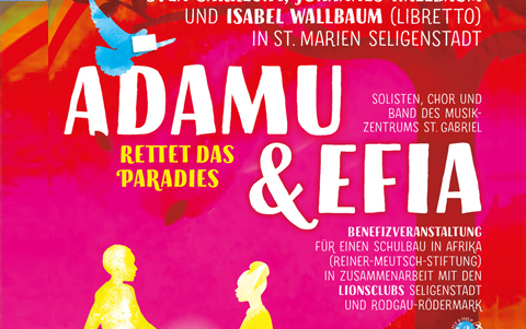 Adam & Efia<br />Konzertante Aufführung<br />14.02.2020