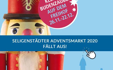Info zum <br />Adventsmarkt