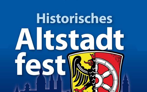 Altstadtfest Seligenstadt<br />11. - 12.08.2017