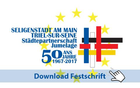 Festschrift<br />50 Jahre<br /> Städtepartnerschaft