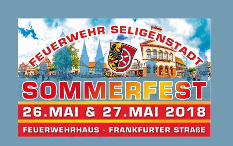 Feuerwehrfest<br />am 26.und 27.05.2018