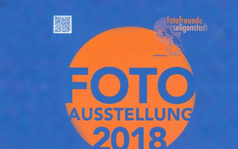 Fotoausstellung 2018<br />20.10. - 25.11.2018