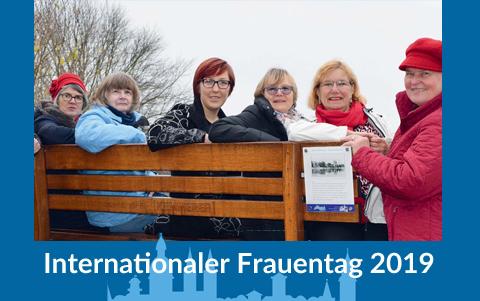 Internationaler<br />Frauentag<br />2019