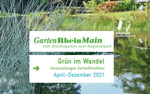 Frühjahrsprogramm<br />Garten Rhein Main