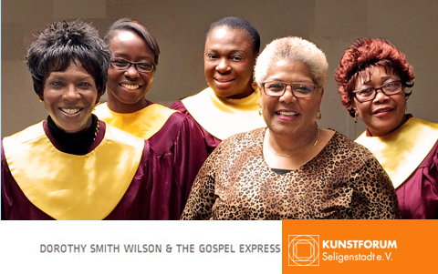 Gospel-Konzert in St. Marien<br /> am 16. Dezember