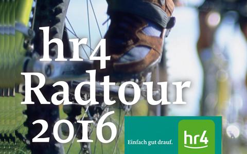 HR4 Radtour 2016