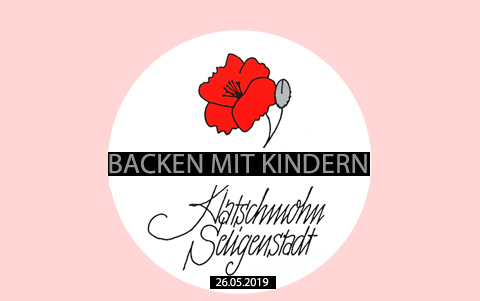 Klatschmohn Seligenstadt<br />26.05.2019