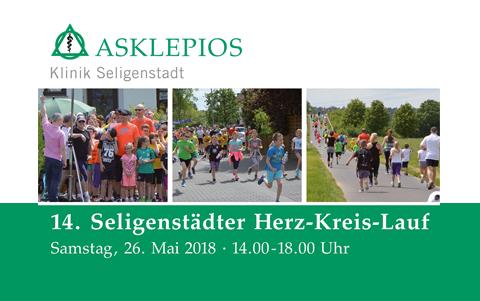 14. Seligenstädter Herz-Keis-Lauf<br />26. Mai 2018