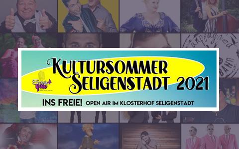 Kultursommer<br />Seligenstadt