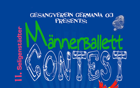 Seligenstädter<br />Männerballett Contest<br />23.03.2019