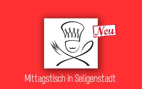 Mittagstisch in Seligenstadt