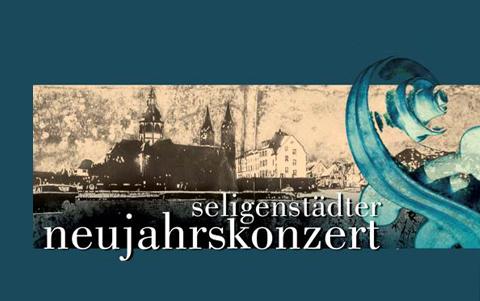 Seligenstädter <br />Neujahrskonzert<br />13.01.2019