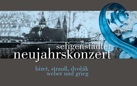 Neujahrskonzert<br />Kammerphilharmonie Seligenstadt<br />07.01.2018