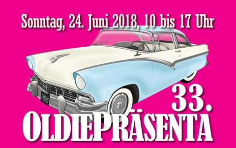 Oldiepräsenta 2018<br />24. Juni 2018, 10:00 - 18:00