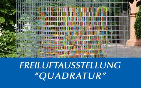 Kunstforum Seligenstadt<br />Freiluftausstellung