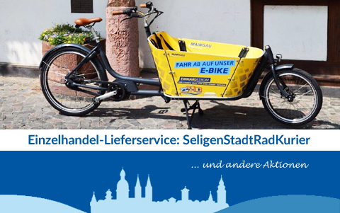 SeligenStadtKurier<br />und Aktionen des Einzelhandels
