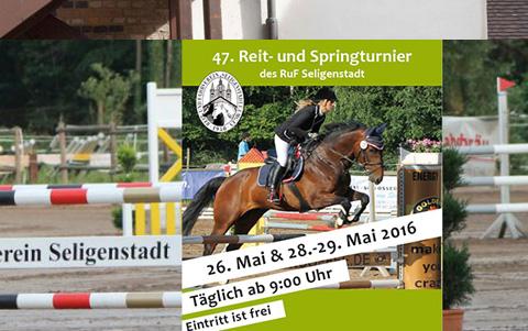 47. Reit- & Springturnier