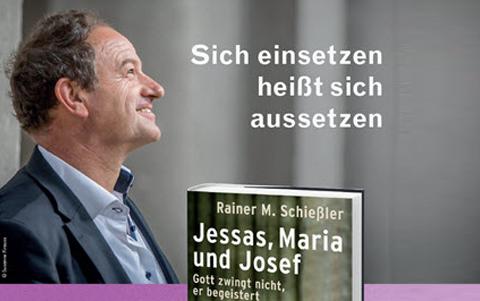 Lesung Rainer M. Schießler<br />06.11.2018<br />St. Marien