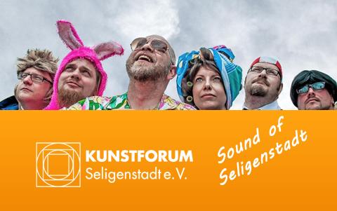 Sound of Seligenstadt<br />Samstag, 18. August 2018