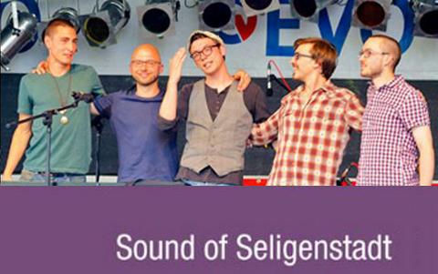 Sound of Seligenstadt <br />am 24. Juni 2016
