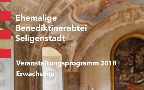 Ehem. Benediktinerabtei <br />Seligenstadt<br />Jahresprogramm 2018