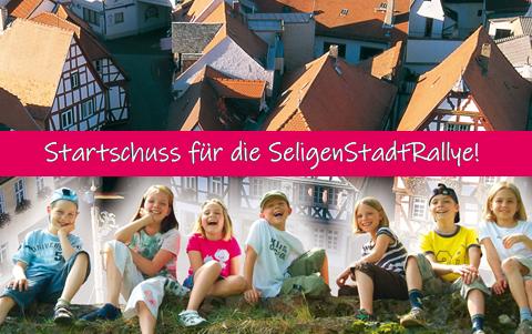 SeligenStadtRallye für Kinder<br />zum Download