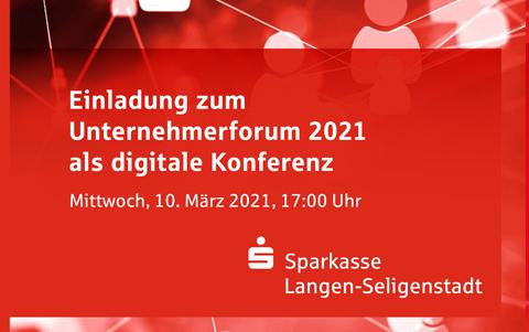 Unternehmerforum 2021<br />digital