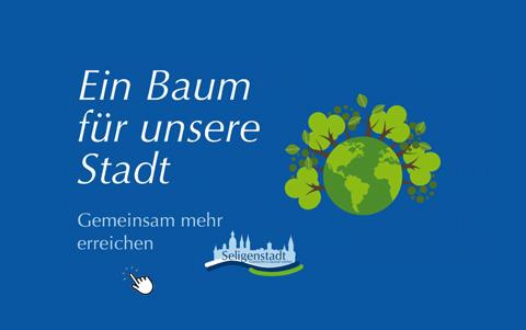 Baumspendenprojekt<br />startet wieder!