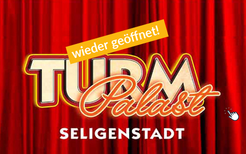Kino Turmpalast<br />geöffnet!