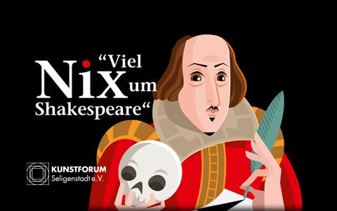 Viel Nix um Shakespeare<br />6.-8. November 2020
