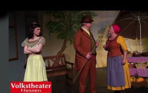 Volkstheater: VERSPEKULIERT<br />13.11.2016