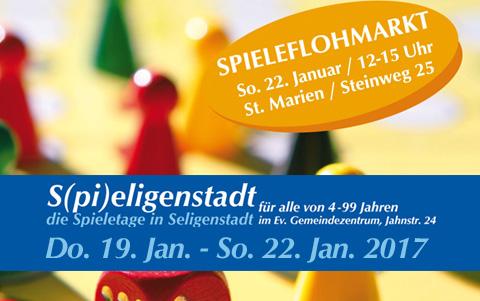 S(pi)eligenstadt 2017<strong><br />19. - 22. Januar</strong>